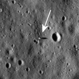 LRO Picture Apollo 11